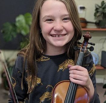 The flip side of starting violin very young.