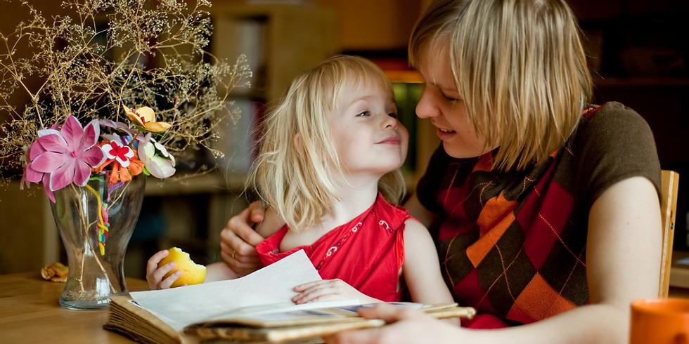Почитайка вместе с мамой (6+)