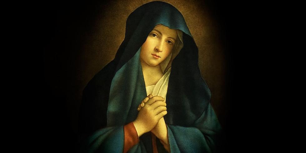 Образ Девы Марии и ее Рождества в живописи (6+)