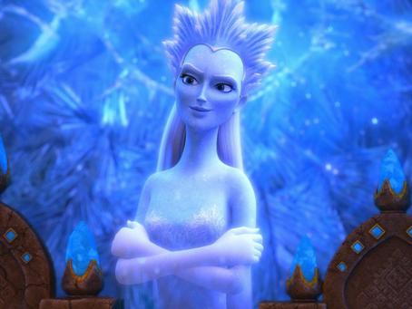 Экранизации 2019: «Снежная королева: Зазеркалье»