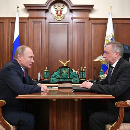 Интервью с А. Д. Бегловым