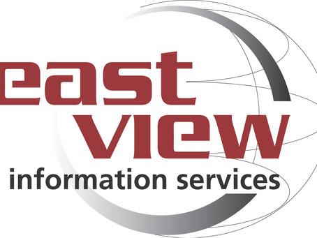 Полнотекстовые ресурсы: EastView