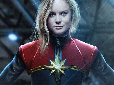 Экранизации 2019: «Капитан Марвел»