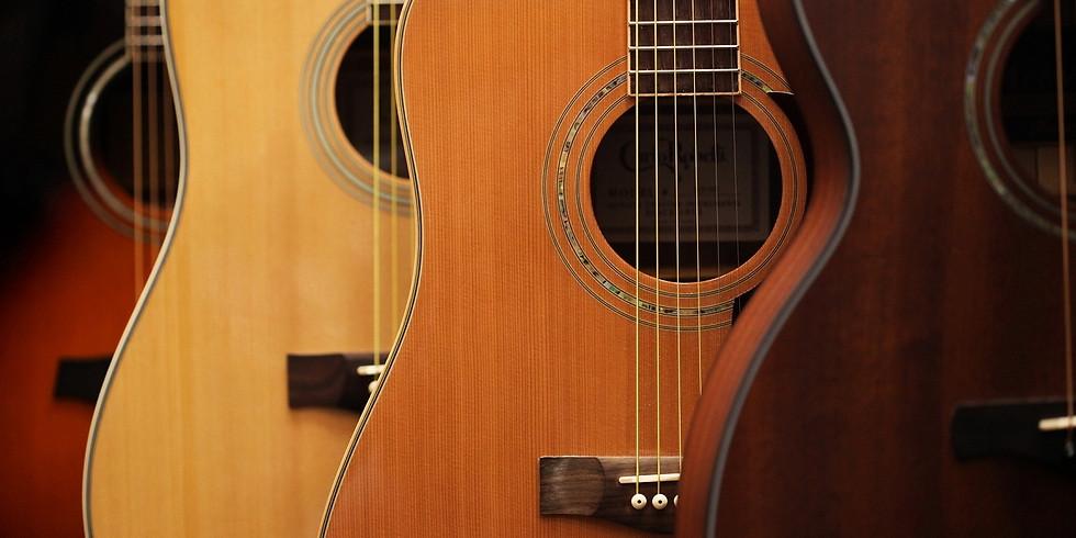 Классическая гитара (12+)