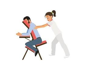 Massage en Entreprise, performance et détente.