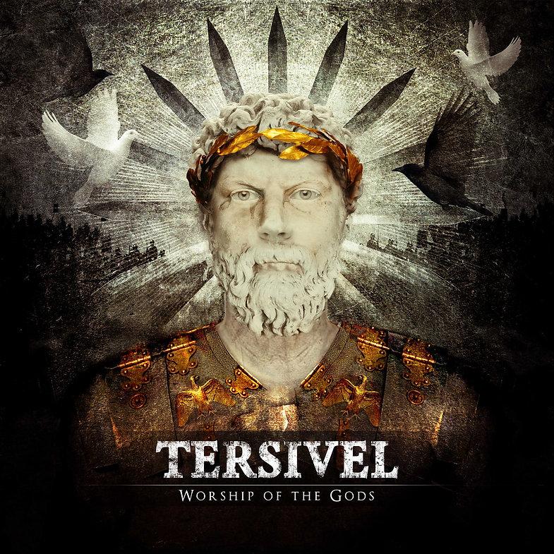 Tersivel - Worship of the Gods - cover.j
