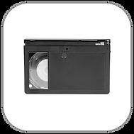 Оцифровка видеокассет VHS - С в Ярославле
