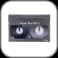 Оцифровка видеокассет Hi-8, Video 8, Digital 8 в Ярославле
