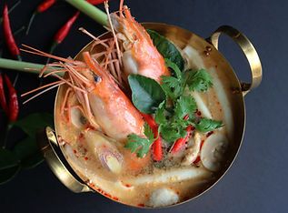Ladies Finger Soup - Thai Chicken Feet Soup