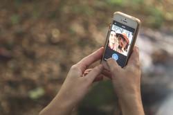 Selfie, instagram tricks