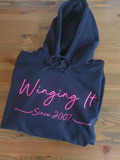 Winging It Hoodie