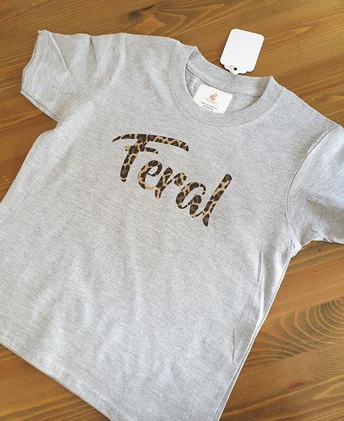 Feral -Kids Tee