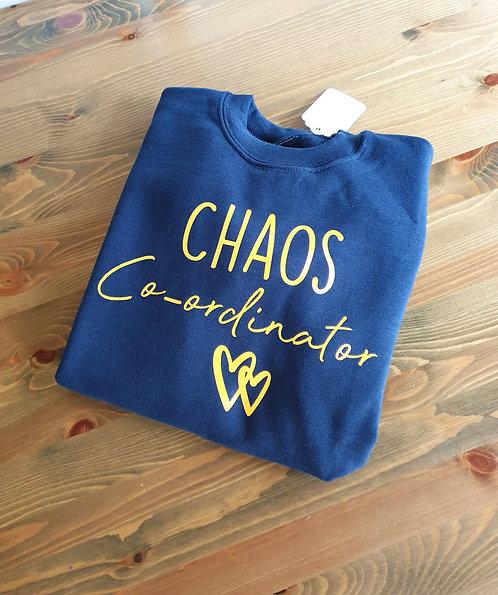 Chaos Co-ordinator Jumper