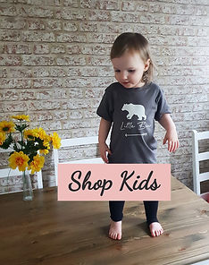 kids clothing, kids tee, baby bear, little bear, boutique
