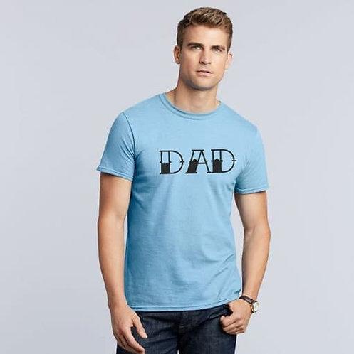 Tattoo Dad T Shirt