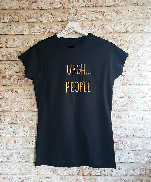 Urgh...People T-shirt