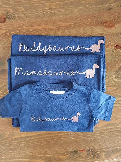 Matching Family Tshirt Set