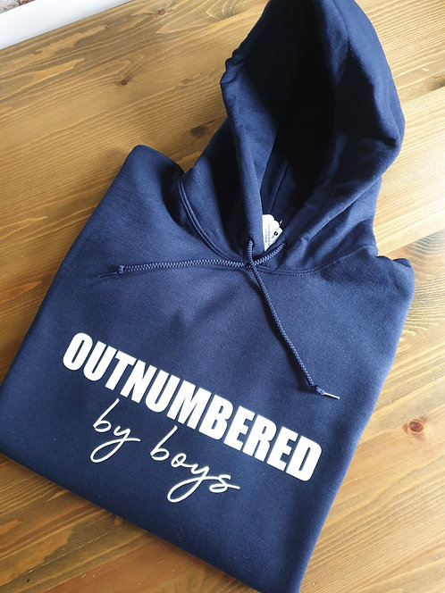 Outnumbered by...  Hoodie