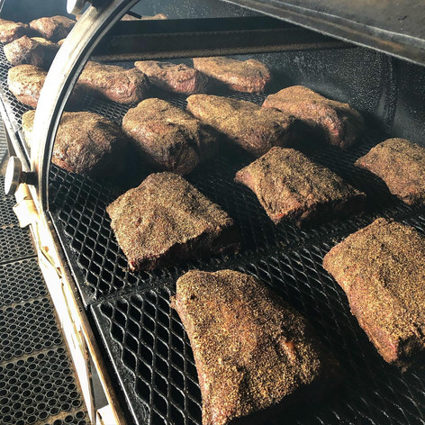 Brisket and Beef Ribs