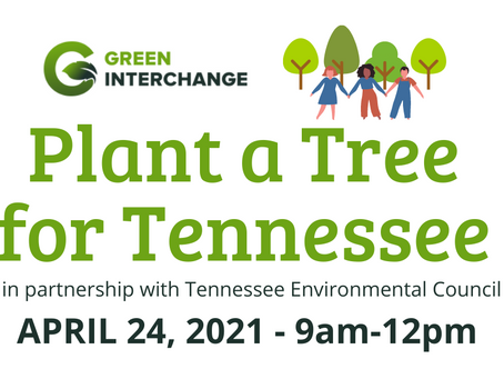 Plant a Tree For Tennessee - April 24 Pickup Locations