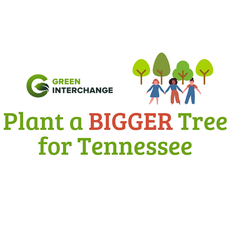 Lebanon - Plant a BIGGER Tree for Tennessee