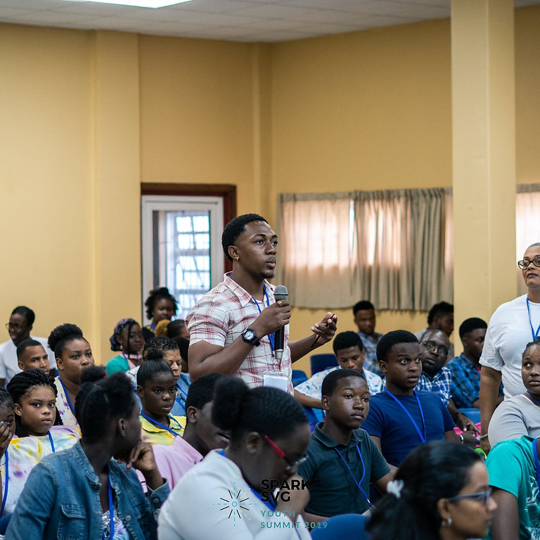 SPARK SVG Youth Summit 2021