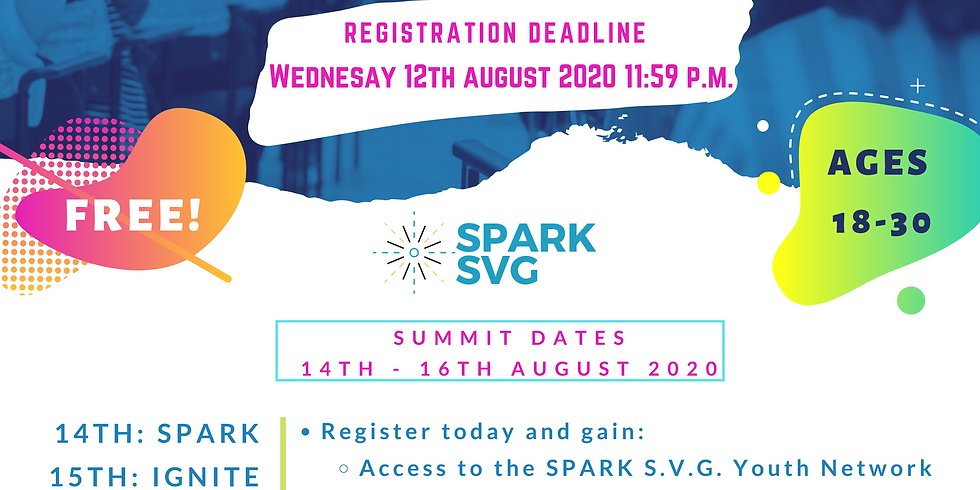SPARK SVG Youth Summit 2020