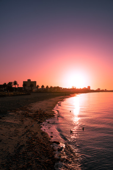 24-01-2021 - Port Melbourne Sunrise (84