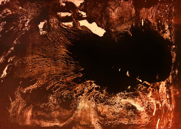 2019 Waterless Lithograph 50 x 70cm