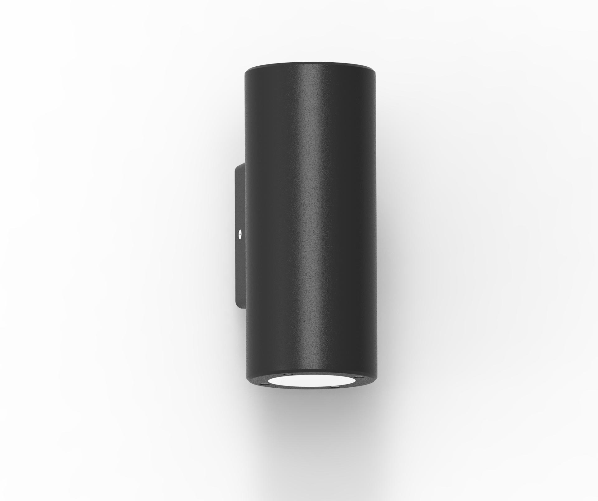 Aplique dual cylinder PRETA
