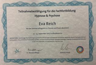 Zertifikat Hypnose & Psychose