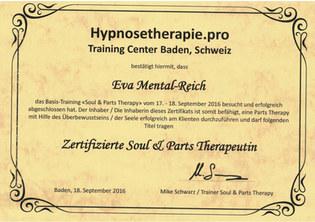 Zertifikat SP