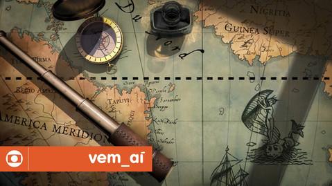 MUNDO NOVO: vem aí a sua nova viagem das 6, na Globo