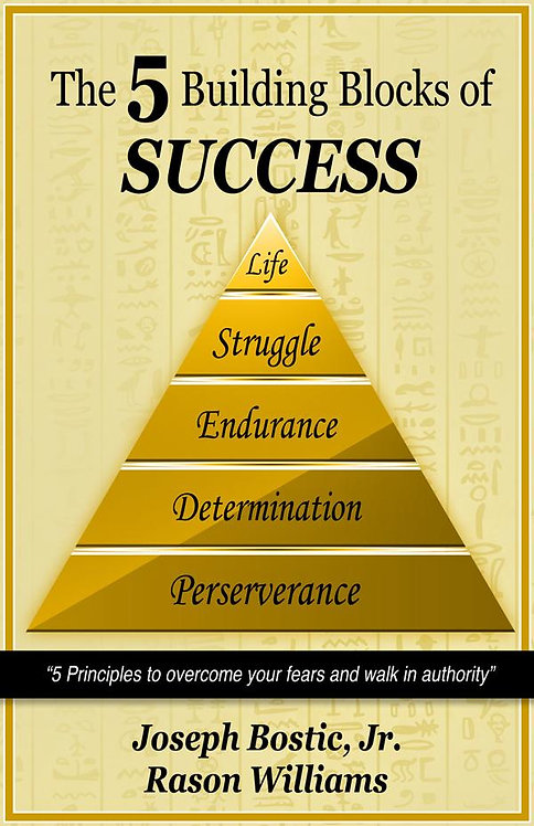 The 5 Building Blocks of Success