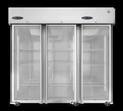 Three Section Refrigerator
