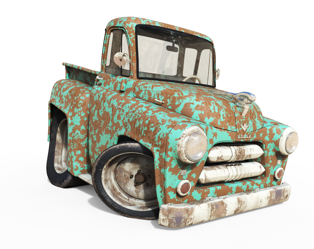 1954 Dodge Rusty