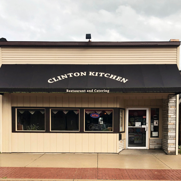 Clinton Kitchen