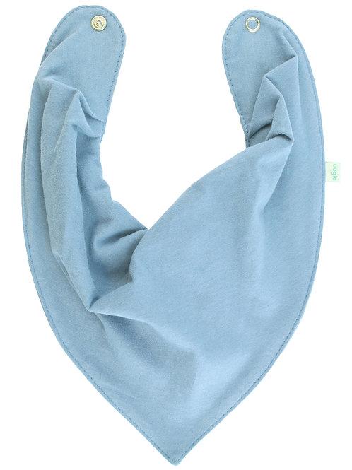Babador Bandana Forro Impermeavel, Azul, Oogie by Yandoo