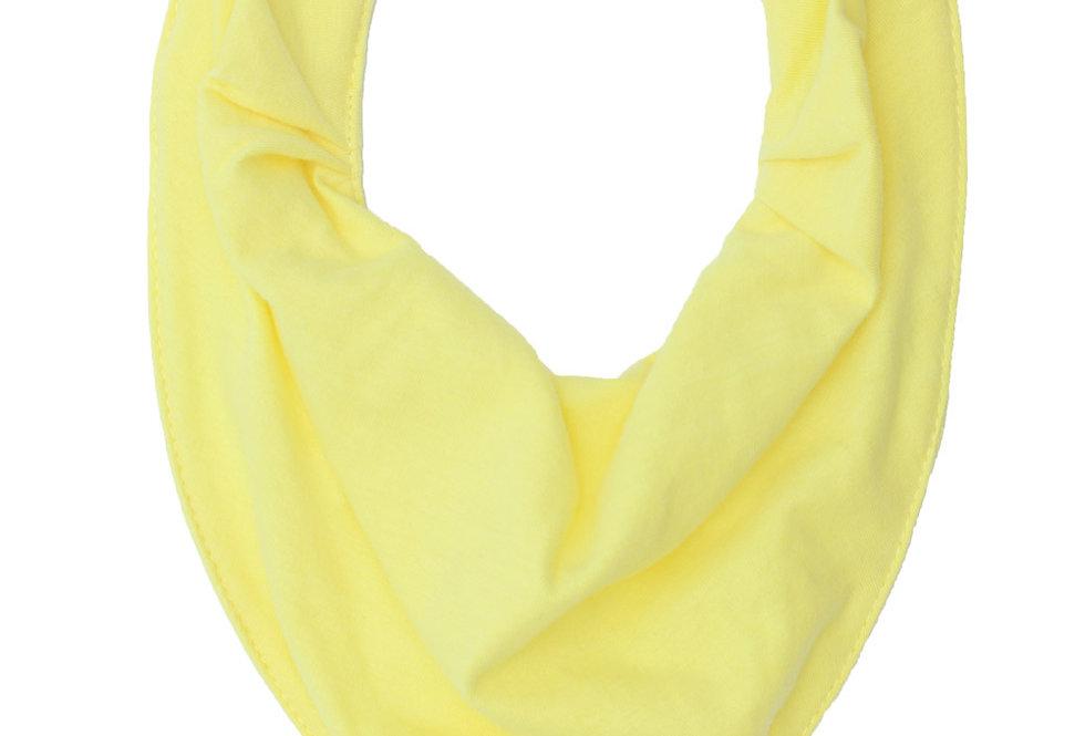 Babador Bandana Forro Impermeavel, Amarelo, Oogie