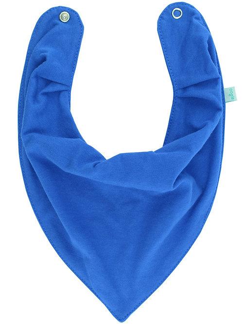 Babador Bandana Forro Impermeavel, Azul Borboleta, Oogie