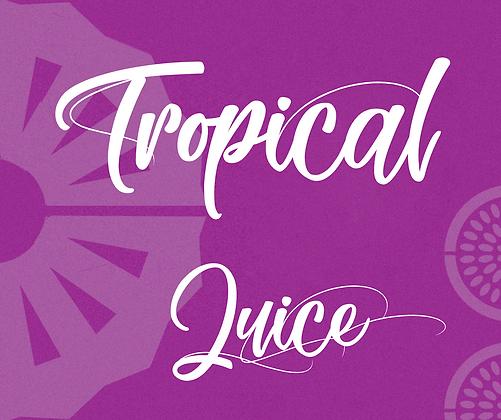 TROPICAL Juice NEW 5L