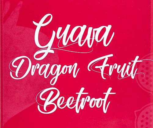 Guava Dragon Fruit Beetroot Nectar 5L