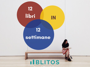 12 LIBRI IN 12 SETTIMANE