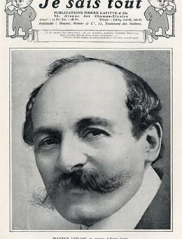 15 LUGLIO 1905. LA NASCITA DI LUPIN