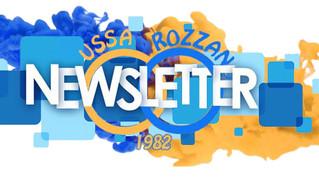 Newsletter USSA Rozzano