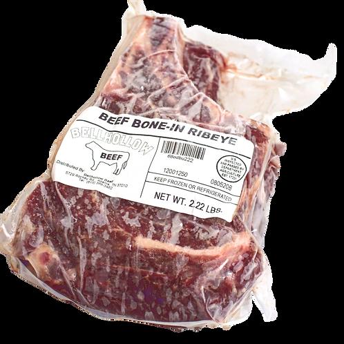 Beef Bone-In Ribeye ( Package of 2 )
