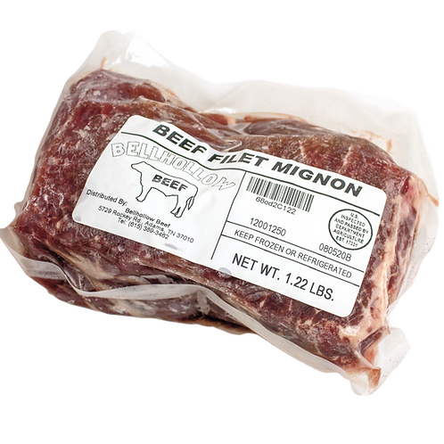 Beef Filet Mignon  ( Package of  2 )