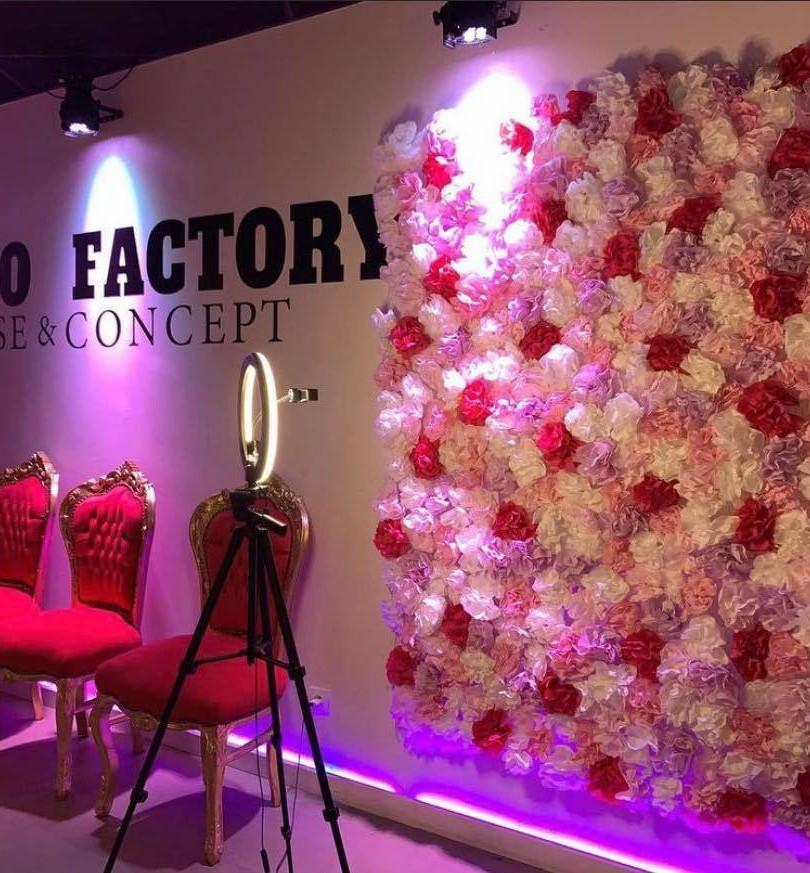 MC Event mur décoration