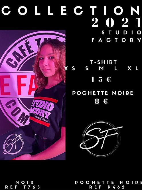 Pochette Studio Factory