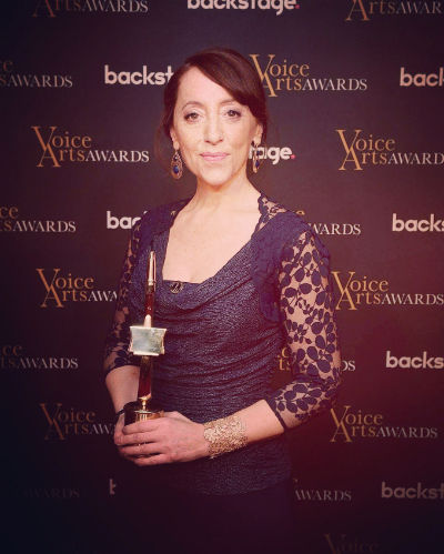 Voice Arts Awards Spanish Vicky Tessio.j